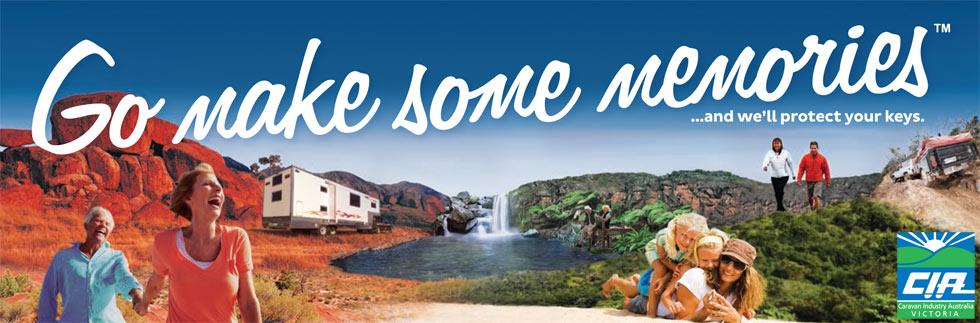 Caravan Industry Australia Keyring Update